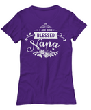 BLESSED NANA - Women's