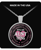 AUNT THING - Necklace