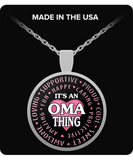 OMA THING - Necklace
