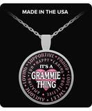 GRAMMIE THING - Necklace