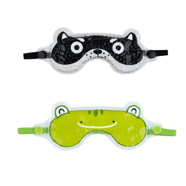 FOMI Kids Hot Cold Eye Masks | 2- Pack - FoMI Care