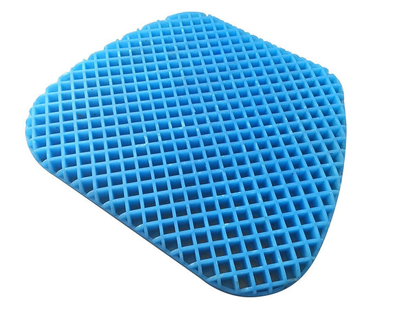 "FOMI Gel Orthopedic Seat Cushion Pad | 17"" x 15"" - FoMI Care"