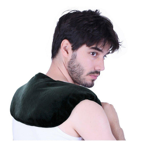 FOMI Neck and Shoulder Clay Bead Heating Pad - FoMI Care