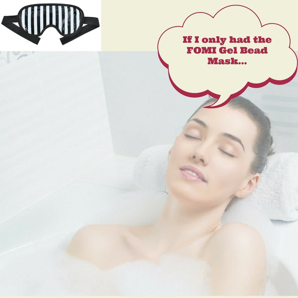 FOMI Gel Bead Cold Eye Mask - FoMI Care