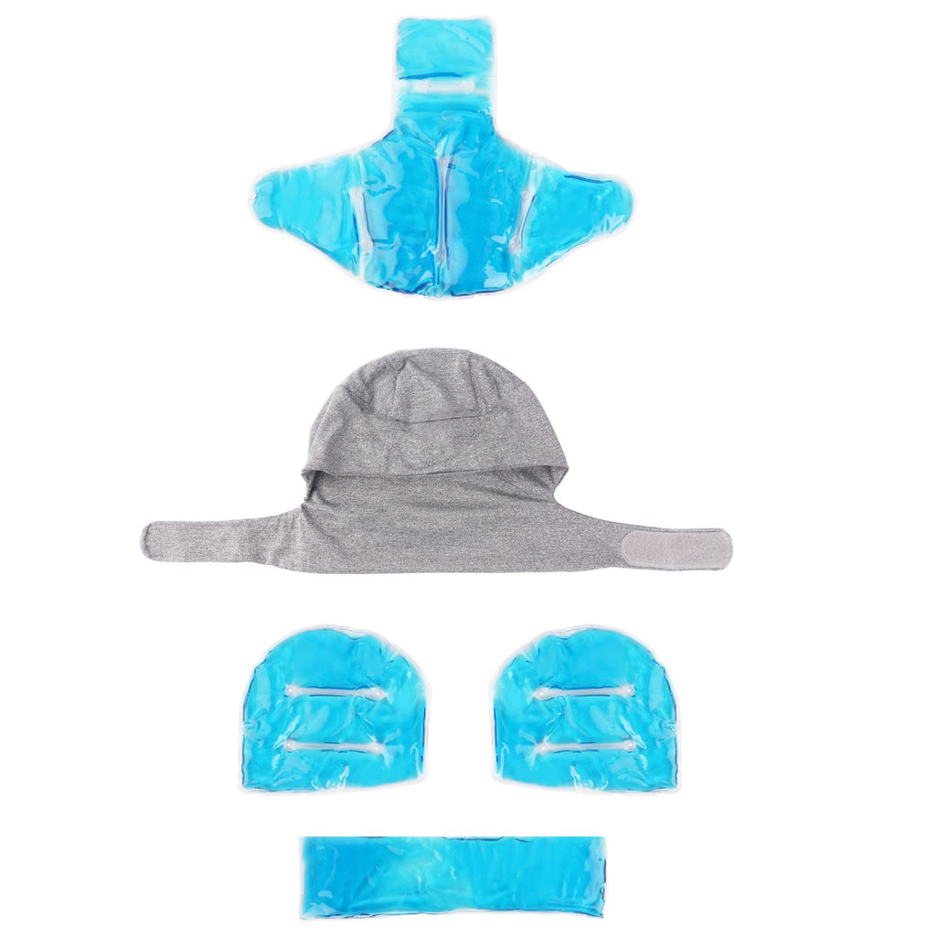 2cf09a19 ... FOMI Migraine Gel Head and Neck Ice Hat | Headache Relief and Chemo  Recovery - FoMI ...