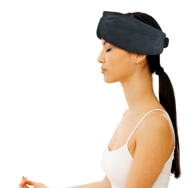 FOMI Moist Heat Weighted Head Wrap - FoMI Care