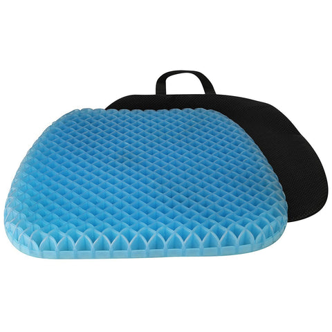 "FOMI Thick Premium All Gel Orthopedic Seat Cushion | 1.75""; 16.5"" x 18"" - FoMI Care"