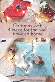 Chrismas Gift: 4 ideas for the well traveled home