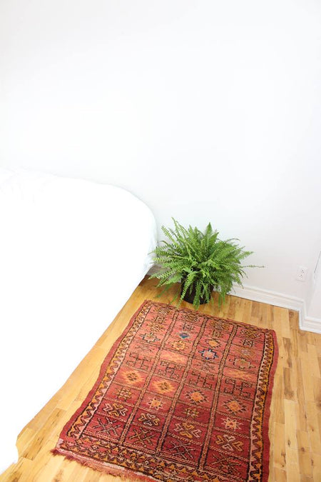 2 VINTAGE RUGS FOR 1 - kasari