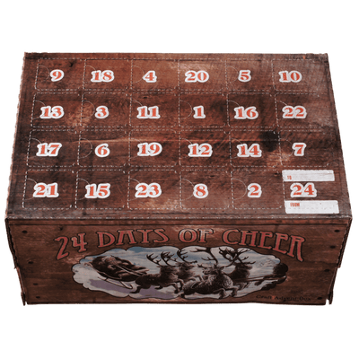 Vintage Crate Advent Calendar