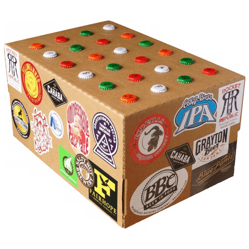 Craft Beer Advent Calendar By Craft Advent Box