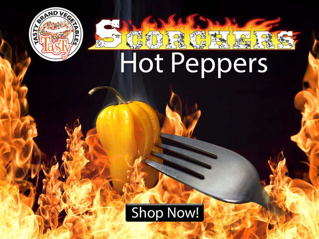Scorchers Hot Peppers
