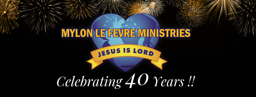 Celebrating 40 Years of Ministry! 🎉