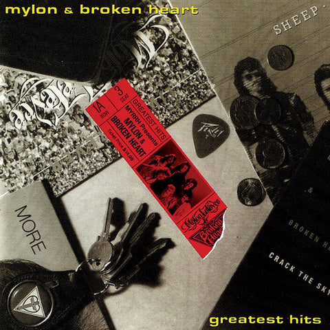 Mylon & Broken Heart - Greatest Hits