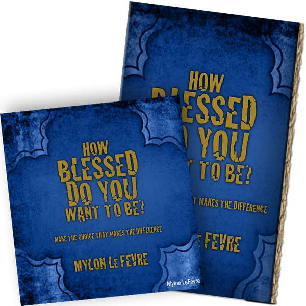 How Blessed do You Want to Be? - Package