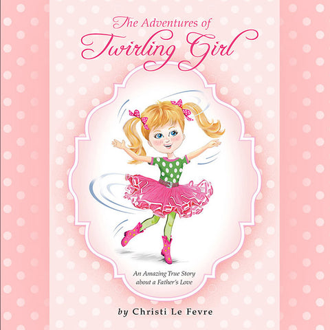 The Adventures of Twirling Girl Package