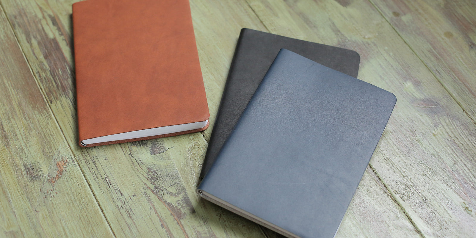 Slate Collection - The MERCER™ Journal - Small - Midnight