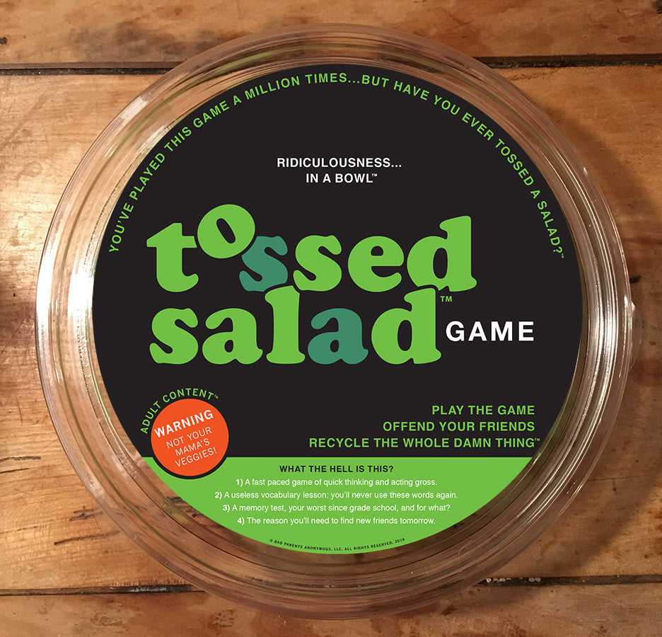 Tossed Salad Game