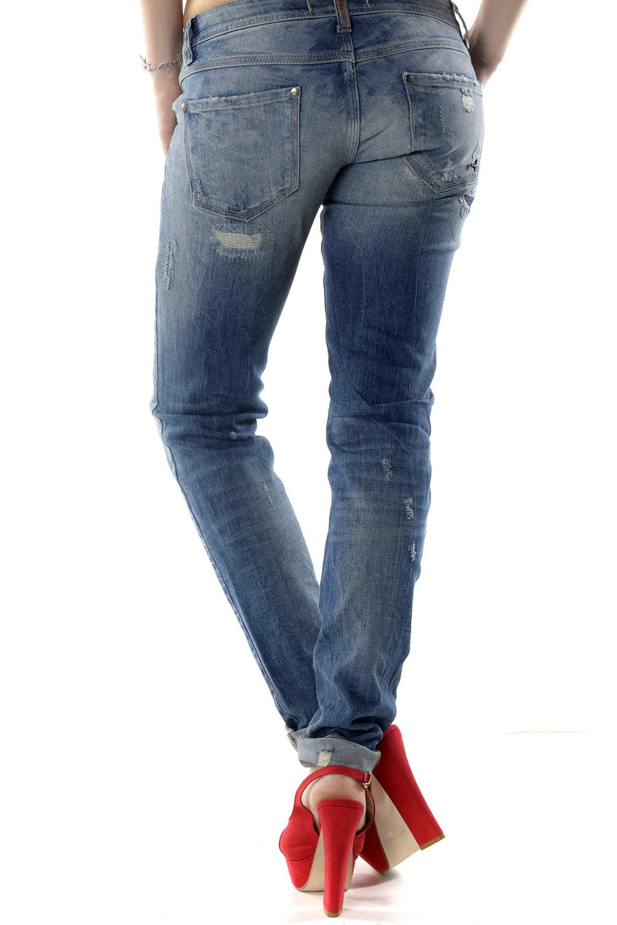 Jeans Donna Sexy Woman