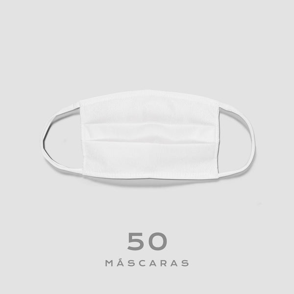 Doe 50 máscaras