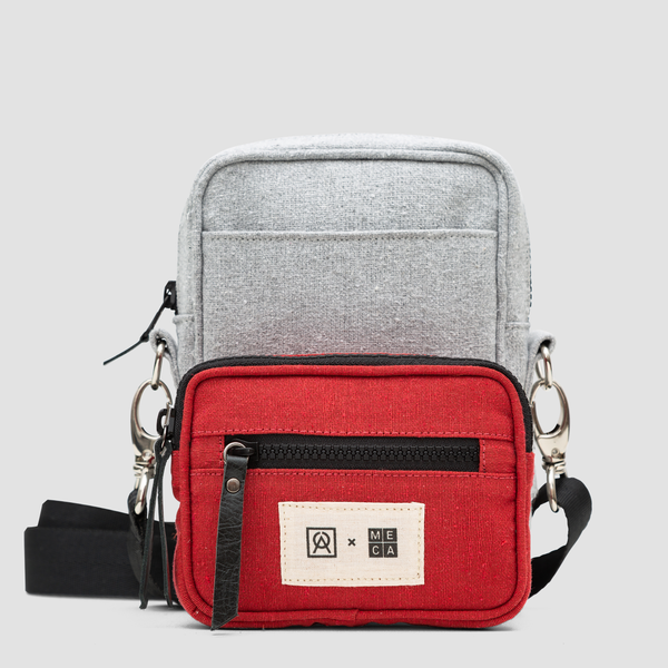 Shoulder Bag MECA Vermelha