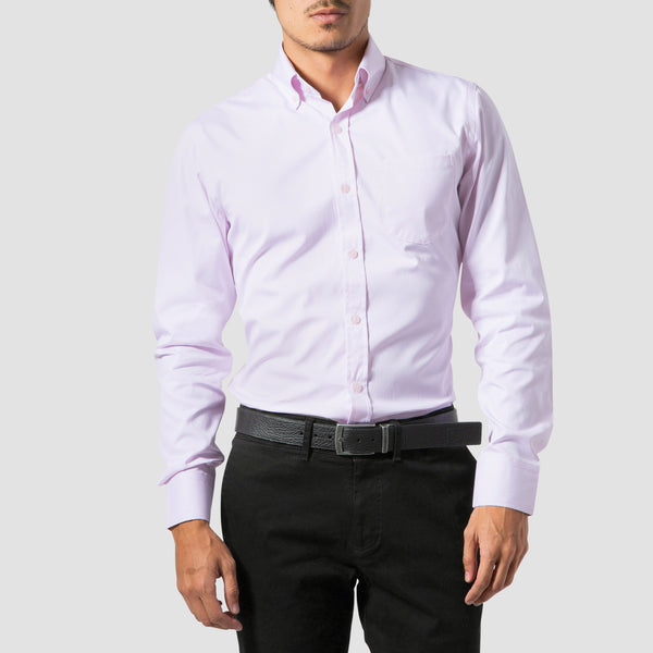 Kit Camisa Oxford Rosa & Azul | ORIBA