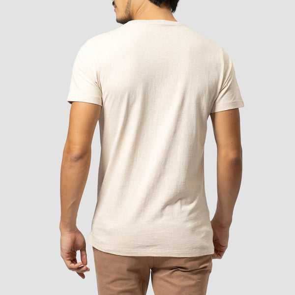 Camiseta Essencial Orgânica Natural