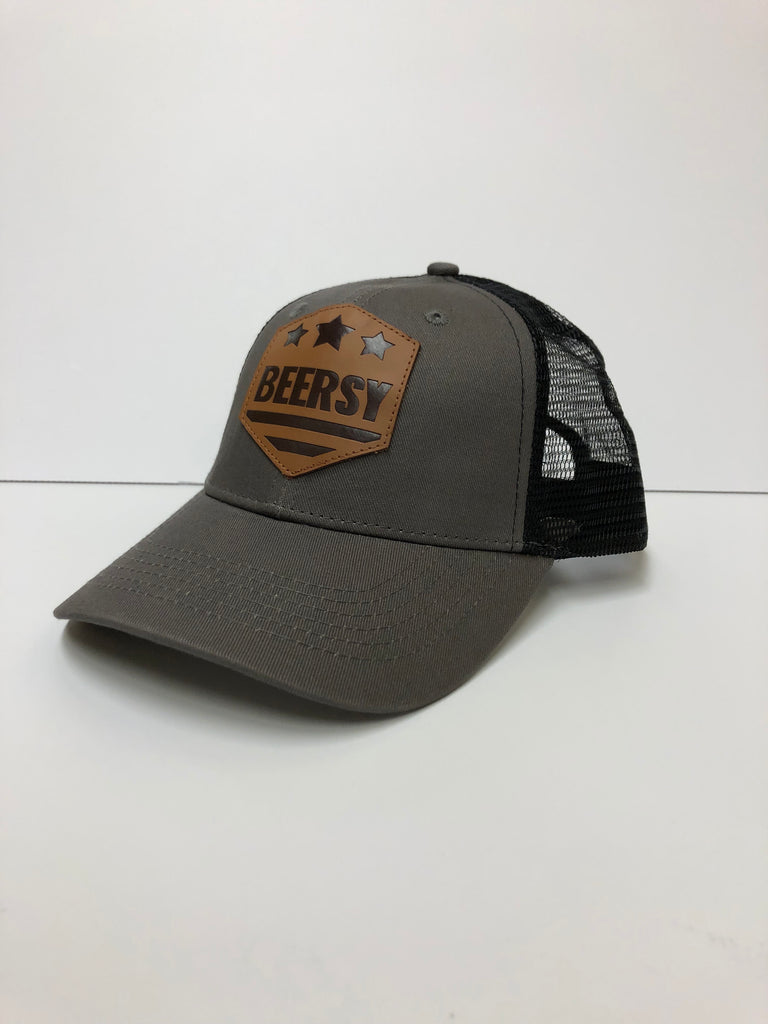 Beersy Patch Snapback