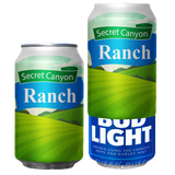 Secret Canyon Ranch Beersy Hide-a-Beer Can Cooler
