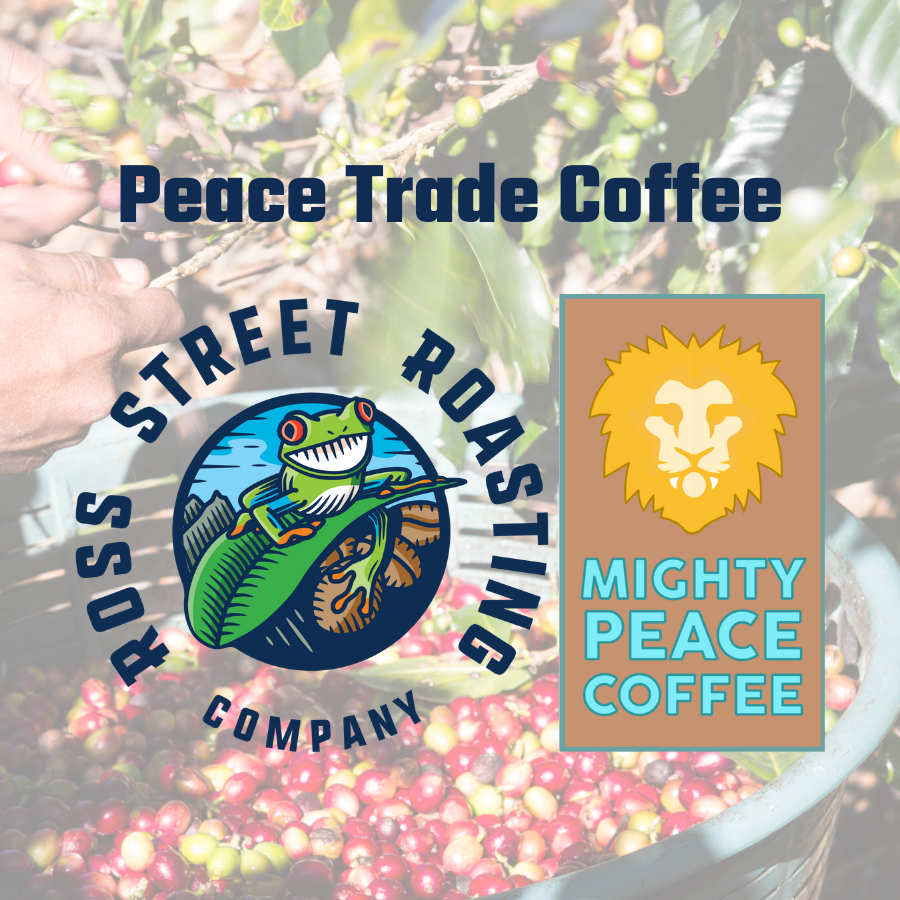 RSR brings Mighty Peace Coffee from the DR Congo to Iowa