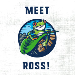 Ross - Our mascot!