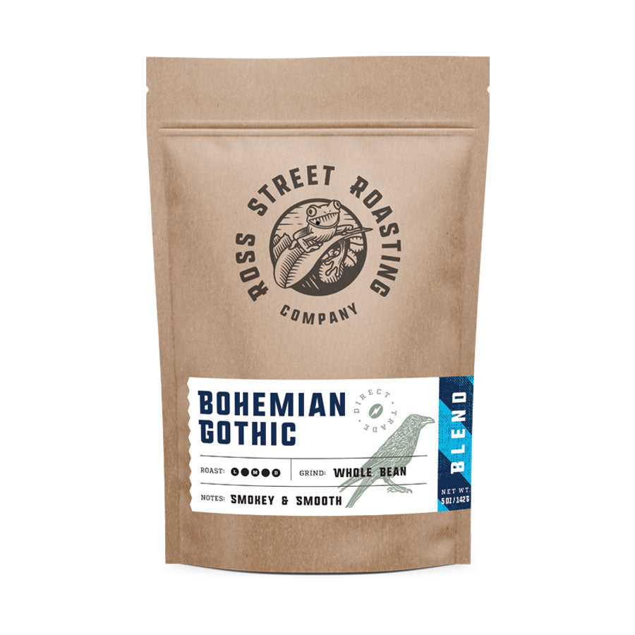 Bohemian Gothic - Dark Roast Coffee Blend