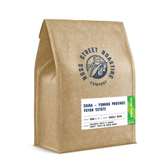 China Yunnan Province Fuyan Estate - Light-Medium Roast Chinese Specialty Coffee