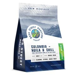Colombia - Huila & Chill - Light-Medium Roast Colombian Coffee