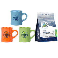 10oz RSR Mug + Roaster's Choice 12oz Coffee Bag - Bundle & Save 10%