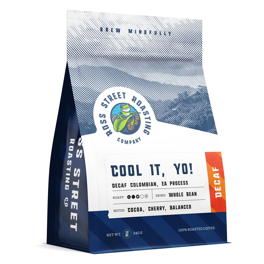 Cool It, Yo! - DECAF Colombian Coffee