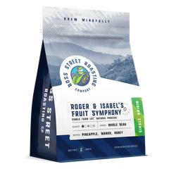 Roger & Isabel's Fruity Symphony - Single Farm Nicaraguan Light Roast