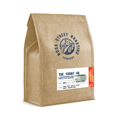 The Front 40 - Contemporary Fruit-Forward Roast for Espresso