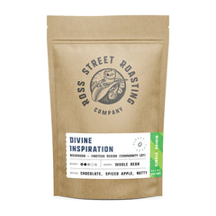 Divine Inspiration - Direct Trade Nicaraguan Light-Medium Roast Coffee