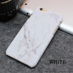 Marble Phone Cases  for iPhone 7 6 6S Plus