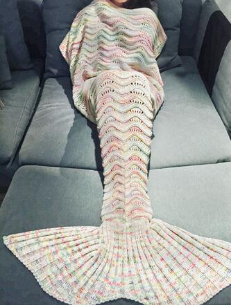 Sea Color's Mermaid Blankets
