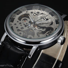 """The Classic"" Skeleton Watch"