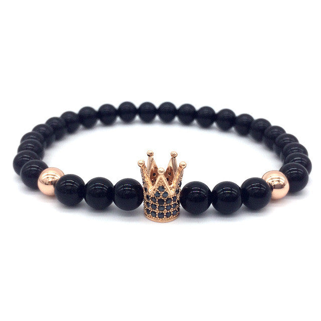 Imperial Crown Bracelet