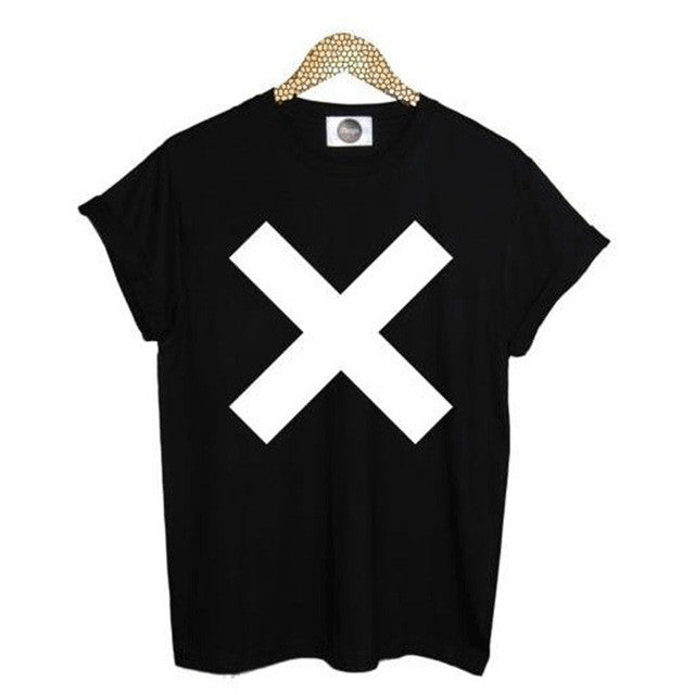 X Out T Shirt