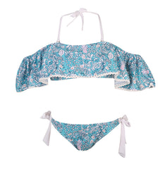 SUMMER FUN TWO PIECE BIKINI SET