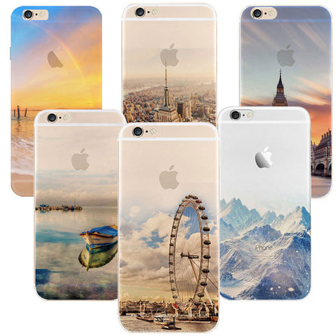Travel Cases for iPhone 5s 7 6 6S