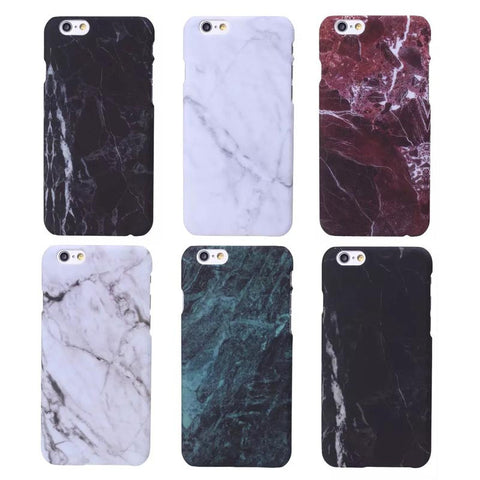 Granite Marble iPhone 7 7Plus 5G 5S SE 6G 6S 6Plus 5.5