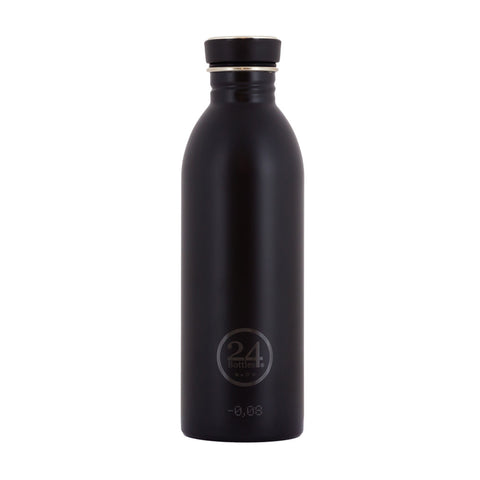 24Bottles - Urban Bottle 0.5l - Tuxedo Black
