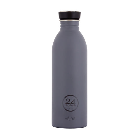 24Bottles - Urban Bottle 0.5l - Formal Grey
