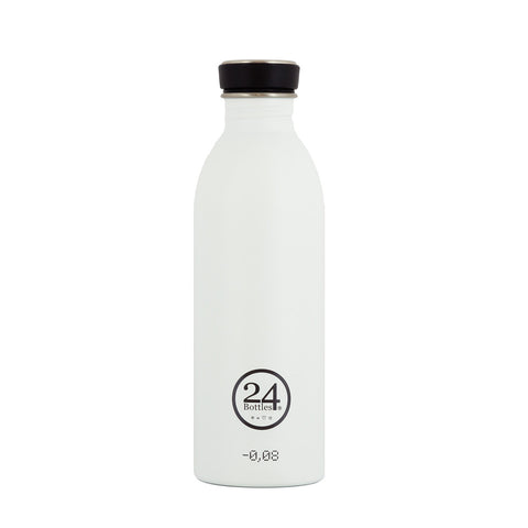 24Bottles - Urban Bottle 0.5l - Ice White